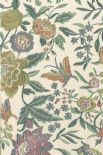 Missoni Home 01 Wallpaper Oriental Garden 10010 By JV Wallcoverings For Brian Yates